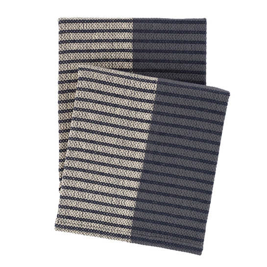 Graham Woven Cotton Throw