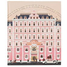 The Wes Anderson Collection: The Grand Budapest Hotel  Book