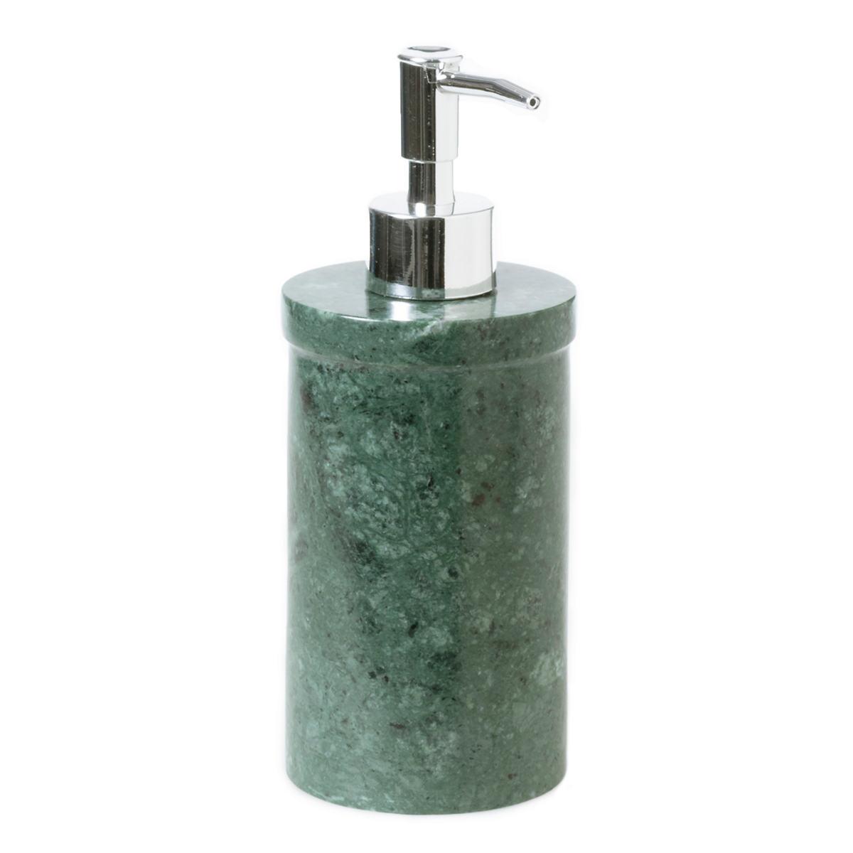 Green Marble Soap Dispenser