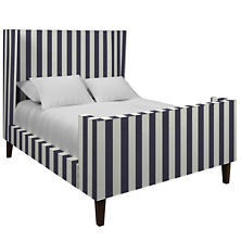 Alex Indigo Greenwich Bed