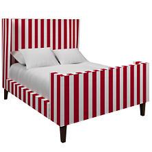 Alex Red Greenwich Bed
