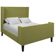 Estate Linen Green Greenwich Bed