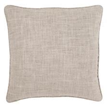 Greylock Grey Indoor/Outdoor Decorative Pillow