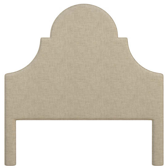Greylock Grey Montaigne Headboard