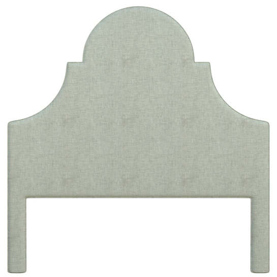 Greylock Light Blue Montaigne Headboard