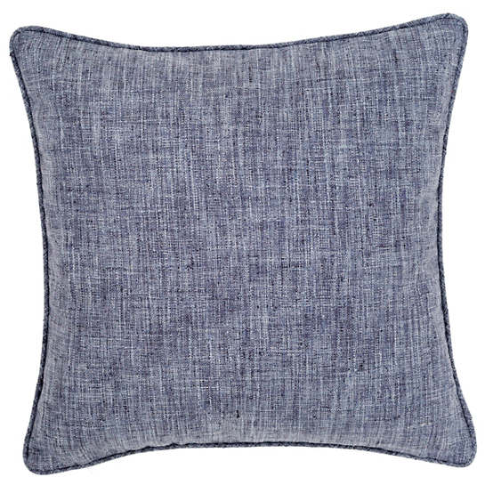 Greylock Navy Indoor/Outdoor Decorative Pillow