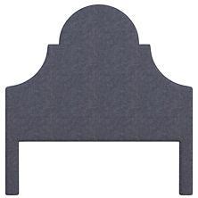 Greylock Navy Montaigne Headboard