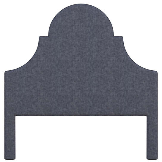 Greylock Navy Montaigne Headboard