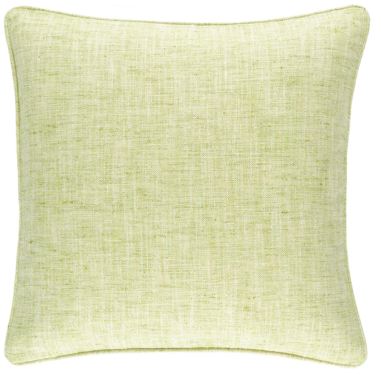 Greylock Soft Green Indoor/Outdoor Decorative Pillow