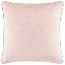 Greylock Soft Pink Indoor/Outdoor Decorative Pillow