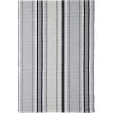 Greyson Stripe Woven Cotton Rug