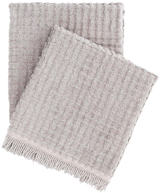 Gridwick Grey Throw