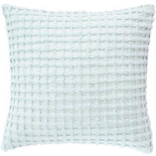 Gridwick Robin's Egg Blue Decorative Pillow