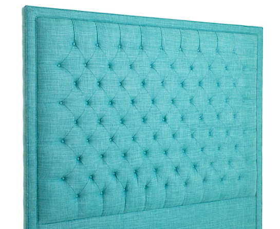 Landon Peacock Stonington Tufted Headboard