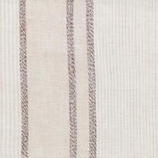 Hampton Ticking Linen Natural Swatch