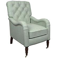 Greylock Light Blue Hancock Chair