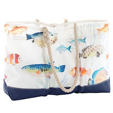 Happy Fish Ogunquite Tote