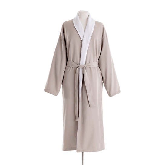 Harlow Grey Robe