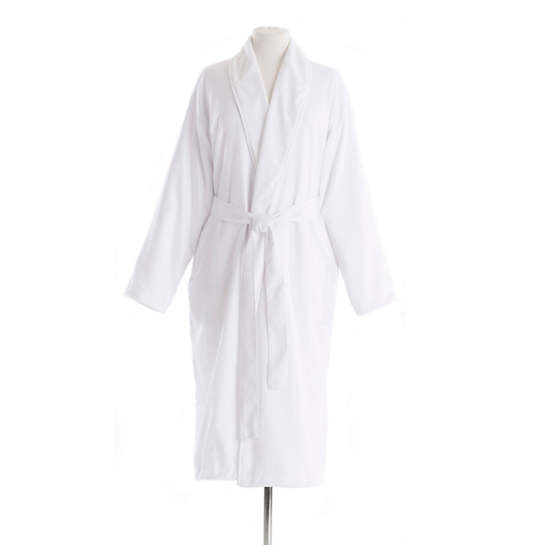 Harlow White Robe