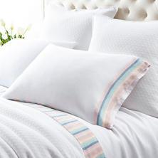 Harmony Stripe Linen  Pillowcases