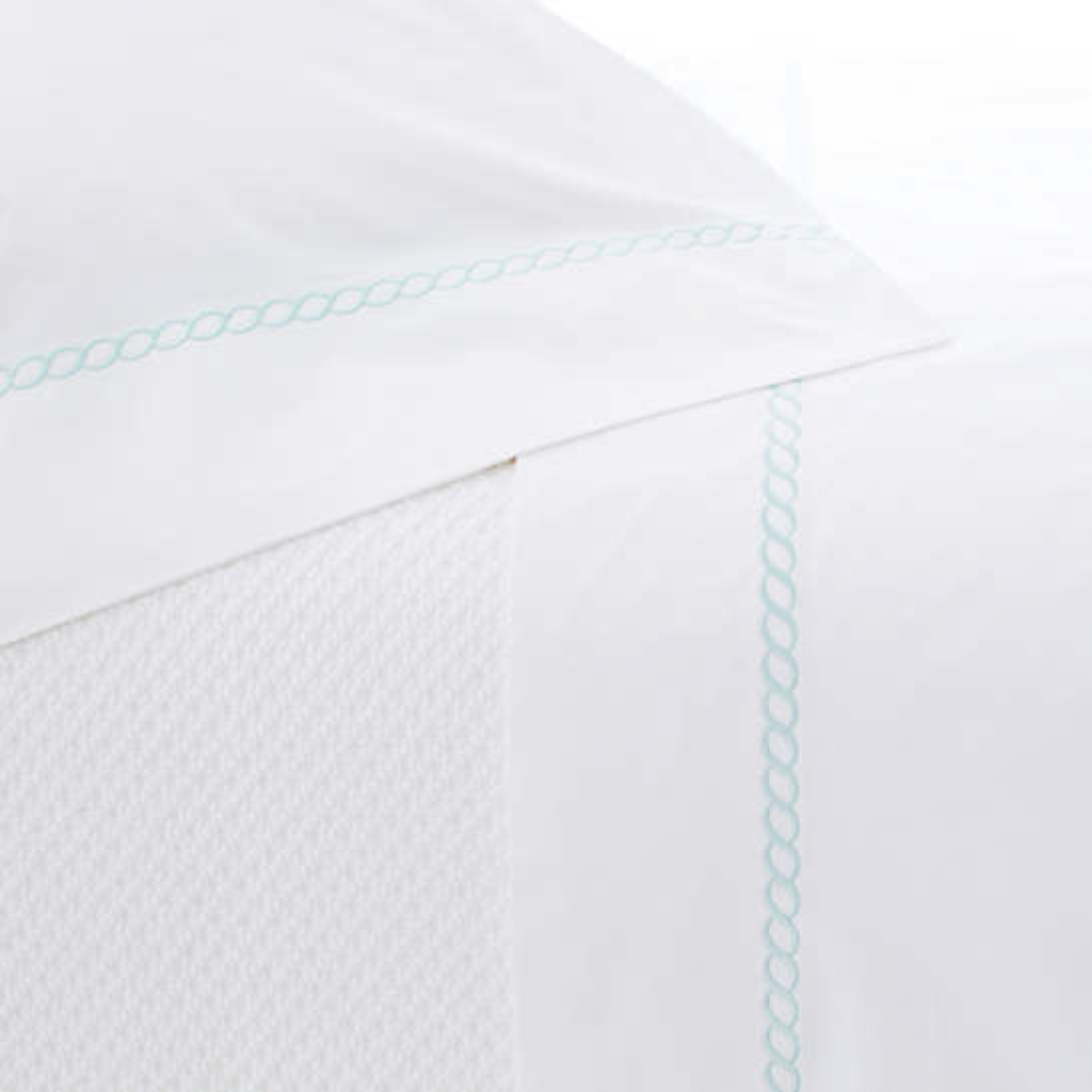 Helix Sky Pillowcases (Pair)