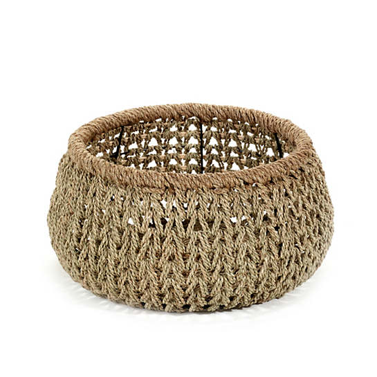 Henson Open Weaved Basket