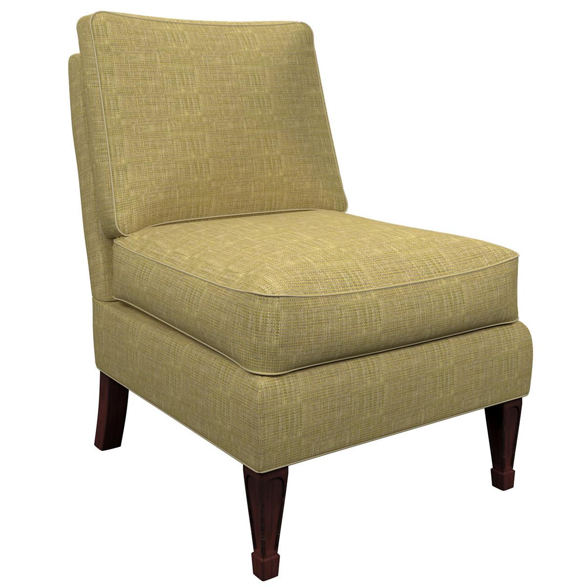 Heritage Chartreuse Eldorado Chair