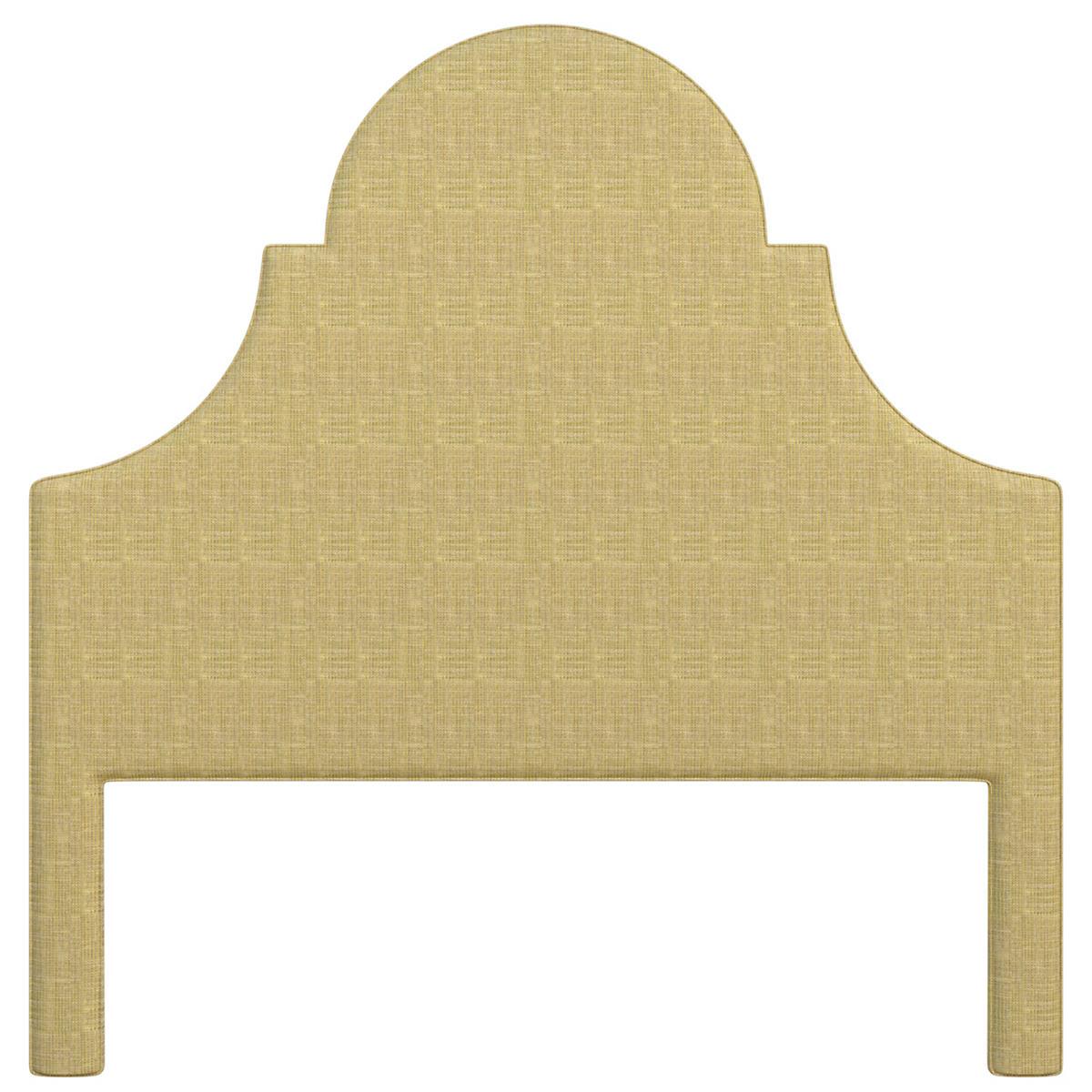 Heritage Chartreuse Montaigne Headboard