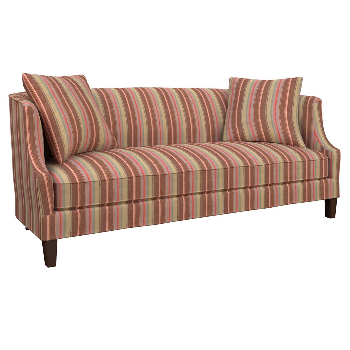 Highclere Stripe Cheshire Sofa