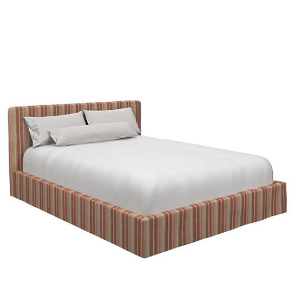 Highclere Stripe Loft Bed