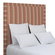 Highclere Stripe Stonington Headboard