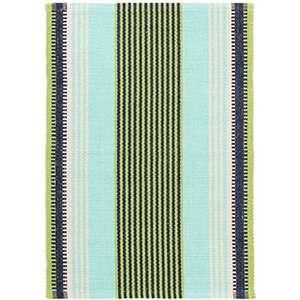 Hollis Stripe Woven Cotton Rug