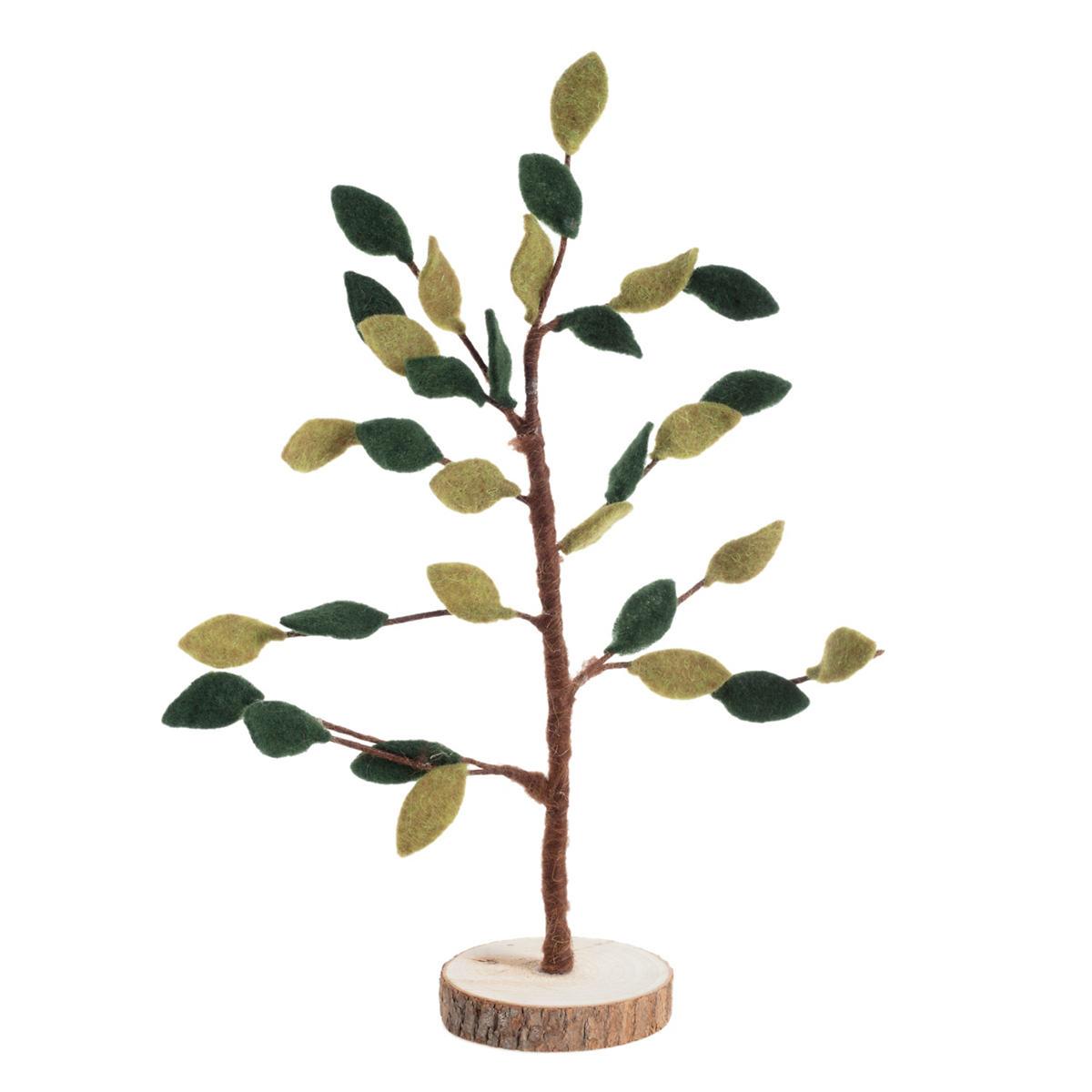 Felt Leaf Tree