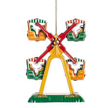 Ferris Wheel Collectible Tin Ornament