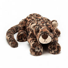 Livi Leopard Stuffed Animal