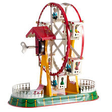 Ferris Wheel Collectible Tin Toy