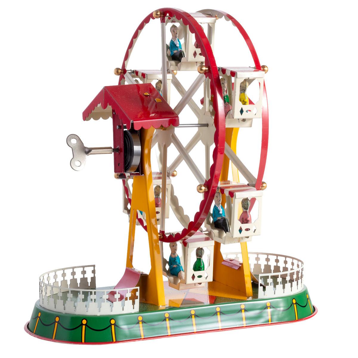 Ferris Wheel Collectible Tin Toy