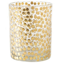 Gold Speckle Vessel