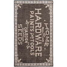 Home Hardware Hand Knotted Cotton Rug