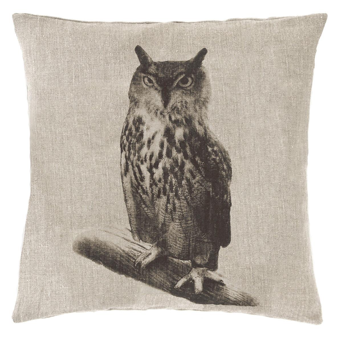 Hoot Decorative Pillow