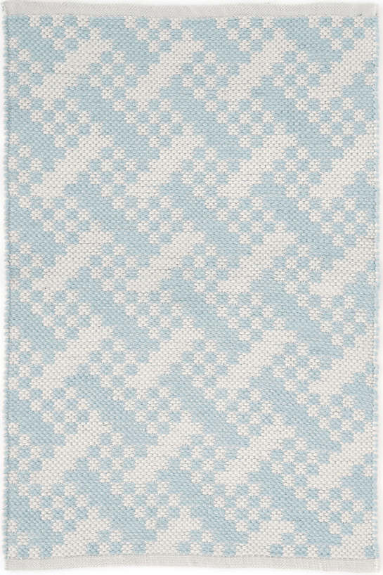 Hudson Blue Indoor/Outdoor Rug