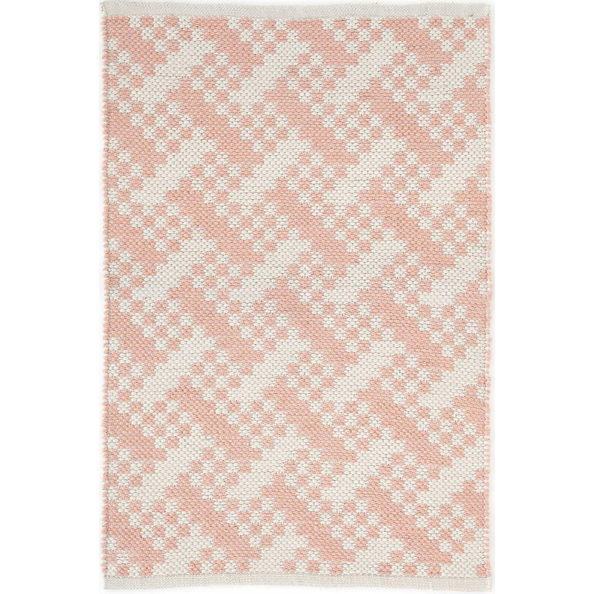 Hudson Pink Indoor Outdoor Rug The Outlet