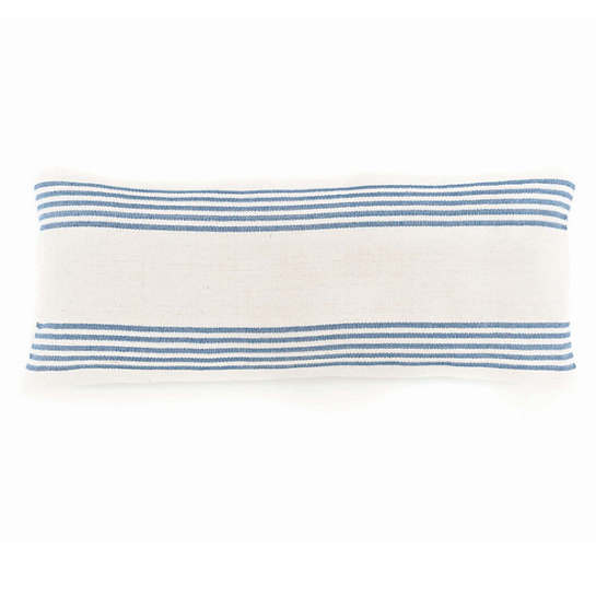 Ibiza French Blue Decorative Pillow