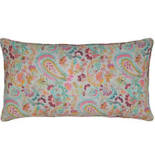 Ines Linen Grey Decorative Pillow