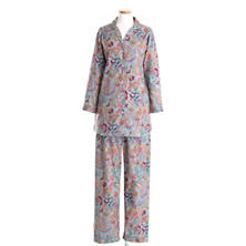 Ines Sateen Grey Pajama