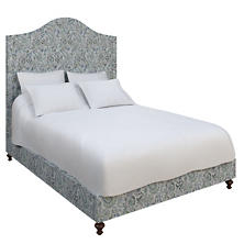 Ines Linen Blue Essex Bed
