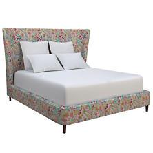 Ines Linen Grey Boulevard Bed