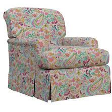 Ines Linen Grey Longford Chair