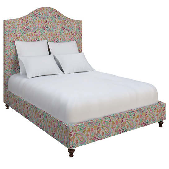 Ines Linen Grey Westport Bed