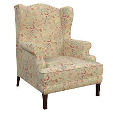 Ines Linen Lismore Chair